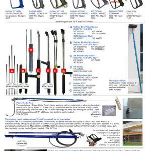 Hydrotek Pressure Washer Wiring Diagram - Hydro Tek Systems Parts & Accessories Price Book 2013 2014 5b