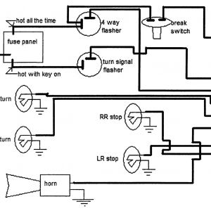 Ididit Steering Column Wiring Diagram - if You Need to Change This Connector for Any Reason the Following Schematic Will Be Helpful for Further Explanation Click Here to Watch Our Informative 2i