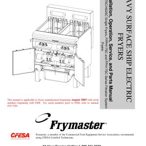 Imperial Deep Fryer Wiring Diagram - Imperial Deep Fryer Wiring Diagram Fresh Pitco Fryer Troubleshooting Manual Image Collections Free 18k