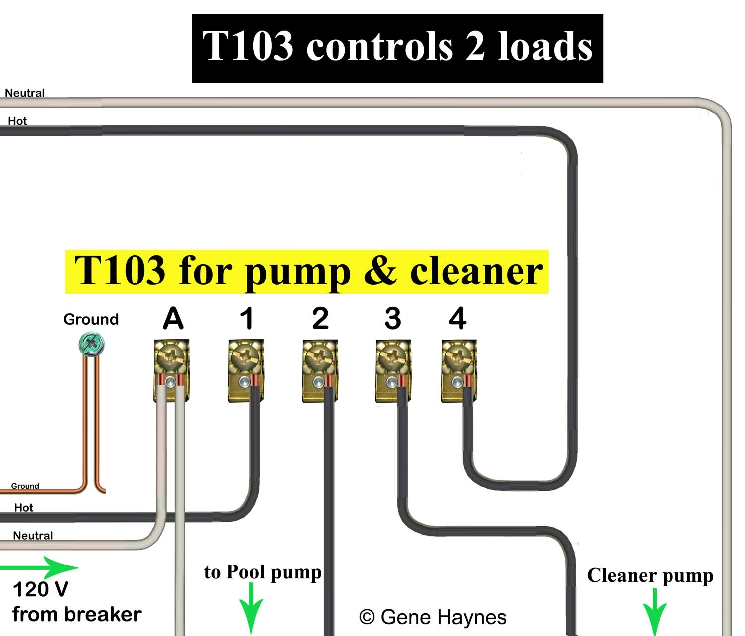 Intermatic Pool Timer Wiring Diagram | Free Wiring Diagram