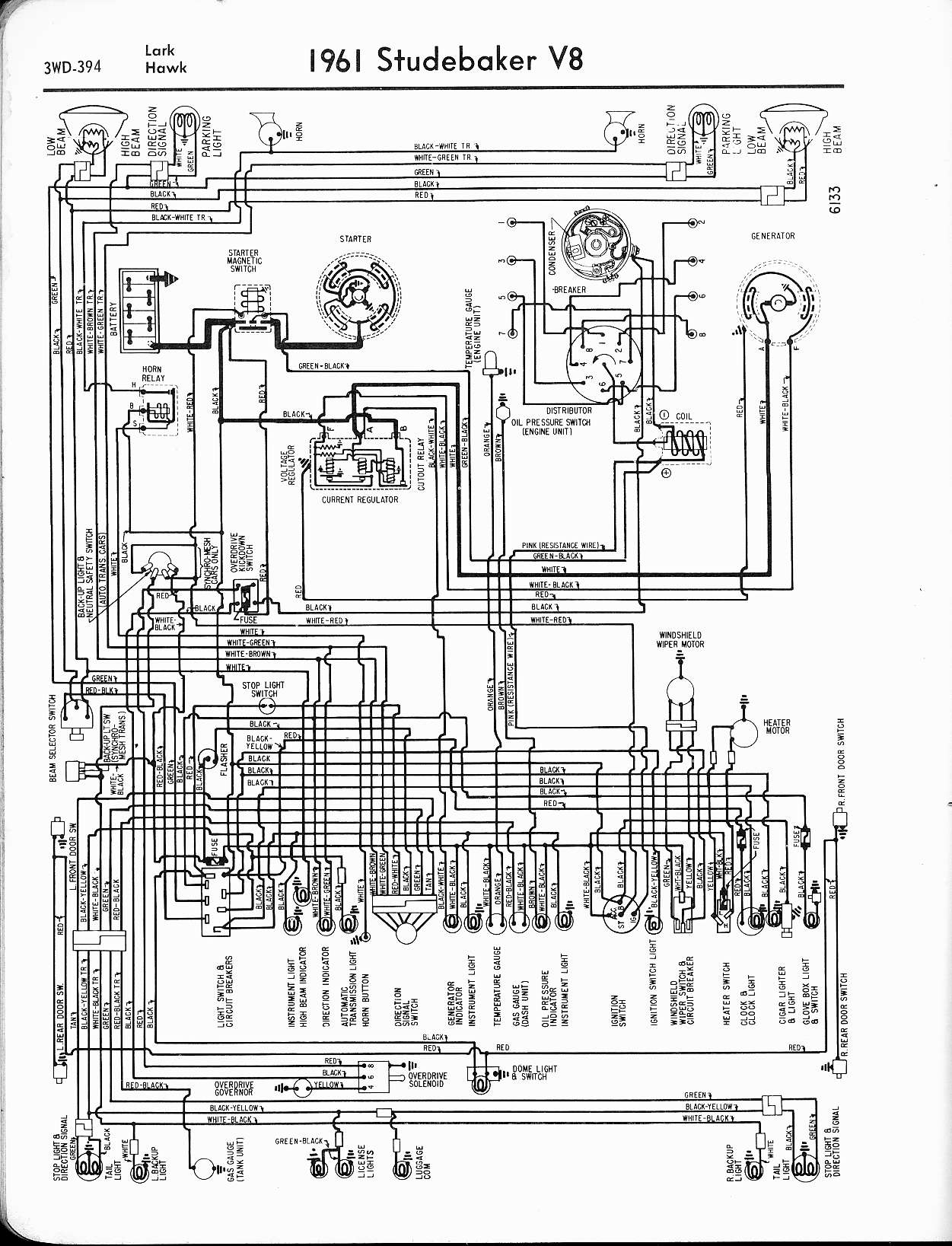 International Truck Wiring Diagram Manual