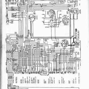 International Truck Wiring Diagram Schematic - 1958 Corvette 2q