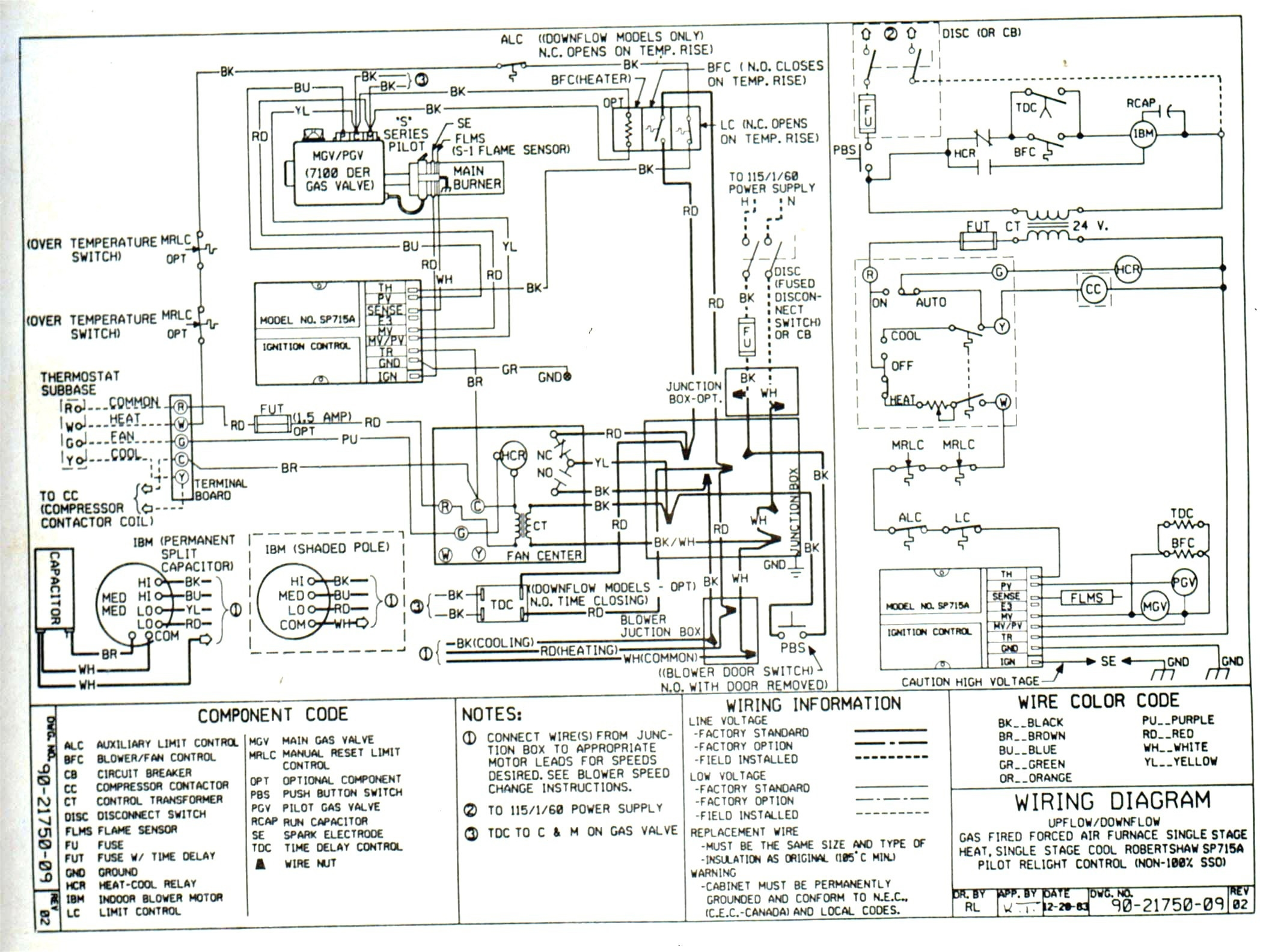 intertherm ac unit wiring diagram Collection-Heil Ac Wiring Diagram Fresh Intertherm Diagram Electric Wiring Furnace A Wiring Diagram 11-a