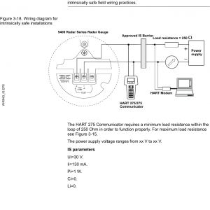 Intrinsically Safe Barrier Wiring Diagram - Intrinsically Safe Wiring Rules Wiring solutions 16s