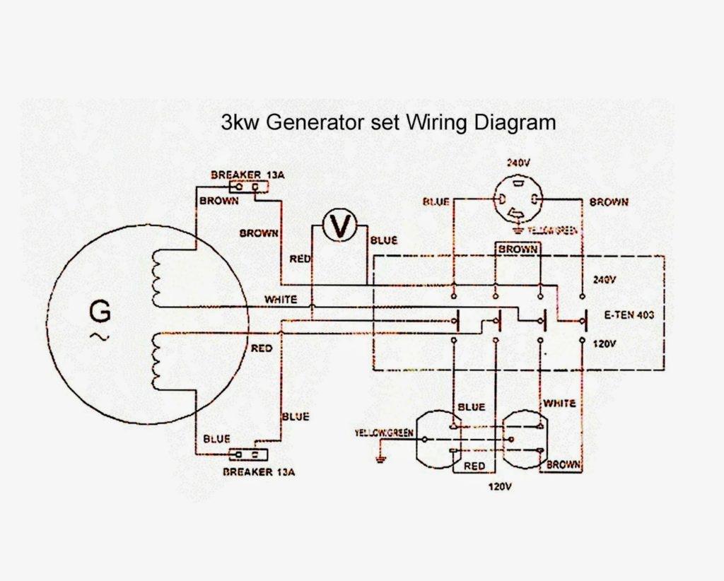 Inverter Generator Wiring Diagram