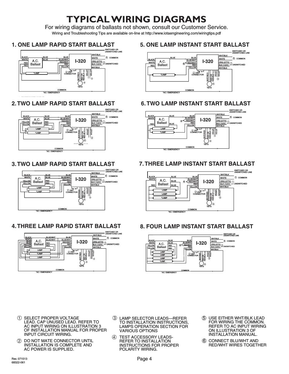 Rapid Start Ballast Wiring Diagram Libraries F20t12 Iota Emergency Box Diagramiota Schema
