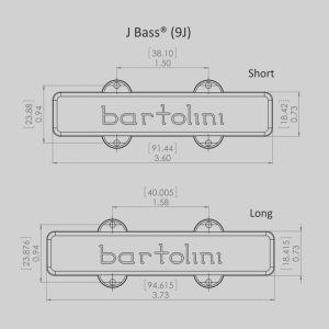 Jazz Bass Wiring Schematic - Gallery Bartolini Jazz Bass Wiring Diagram 59cbjd S3 Pickups and Electronics 9f
