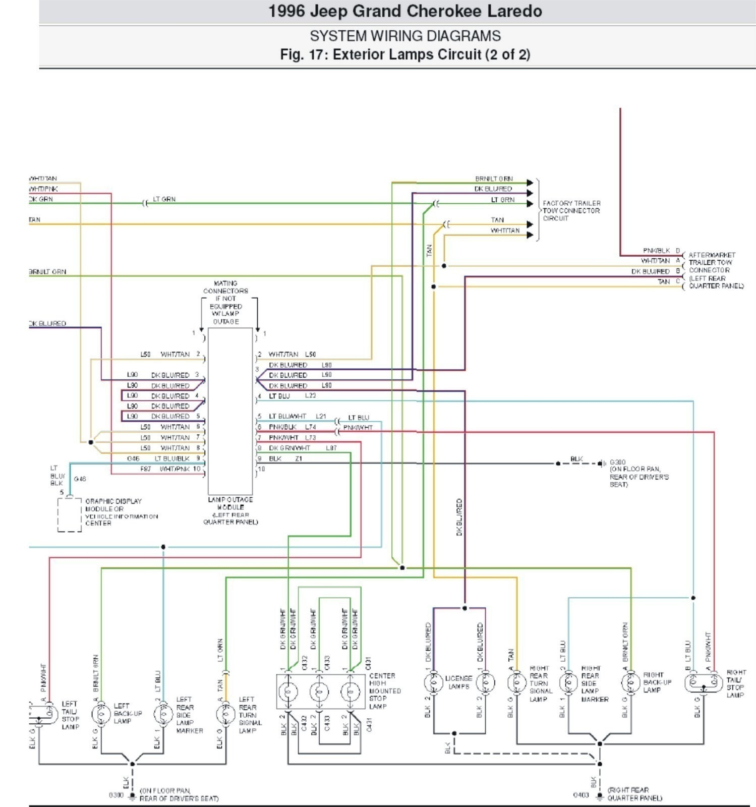 jeep grand cherokee wiring diagram Download-1995 Jeep Grand Cherokee Headlight Wiring Diagram Best 1999 Jeep Grand Cherokee Wiring Diagram Download Refrence 1-j