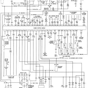 jeep grand cherokee wiring diagram | free wiring diagram 1995 jeep cherokee obd wiring diagram #8