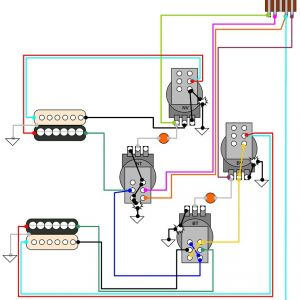 Jimmy Page Les Paul Wiring Schematic - Electric Guitar Wiring Diagram Luxury Hermetico Guitar Wiring Diagram Jimmy Page S Mod 8t