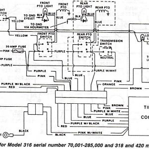 John Deere 318 Wiring Diagram - John Deere 318 Wiring Diagram Download John Deere D140 Wiring Diagram 5 Q 2m