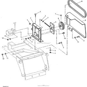 John Deere 757 Wiring Diagram - John Deere 2305 Parts Diagram Awesome John Deere Log Splitter 52 the Best Deer 2018 7h