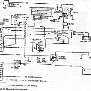 John Deere L110 Wiring Schematic | Free Wiring Diagram on