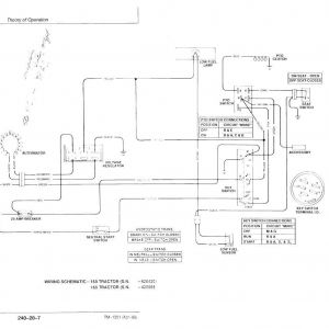 John Deere L110 Wiring Schematic - Old Fashioned Gator 6x4 Wiring Diagram Adornment Electrical and 12j