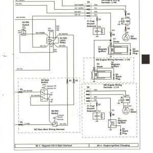 John Deere L120 Wiring Diagram - John Deere Gator 4x2 Wiring Diagram Best 17o