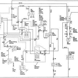 John Deere L120 Wiring Diagram - John Deere L120 Wiring Diagram Collection John Deere Wiring Diagram John Alternator Diagrams Rate Controller 6p