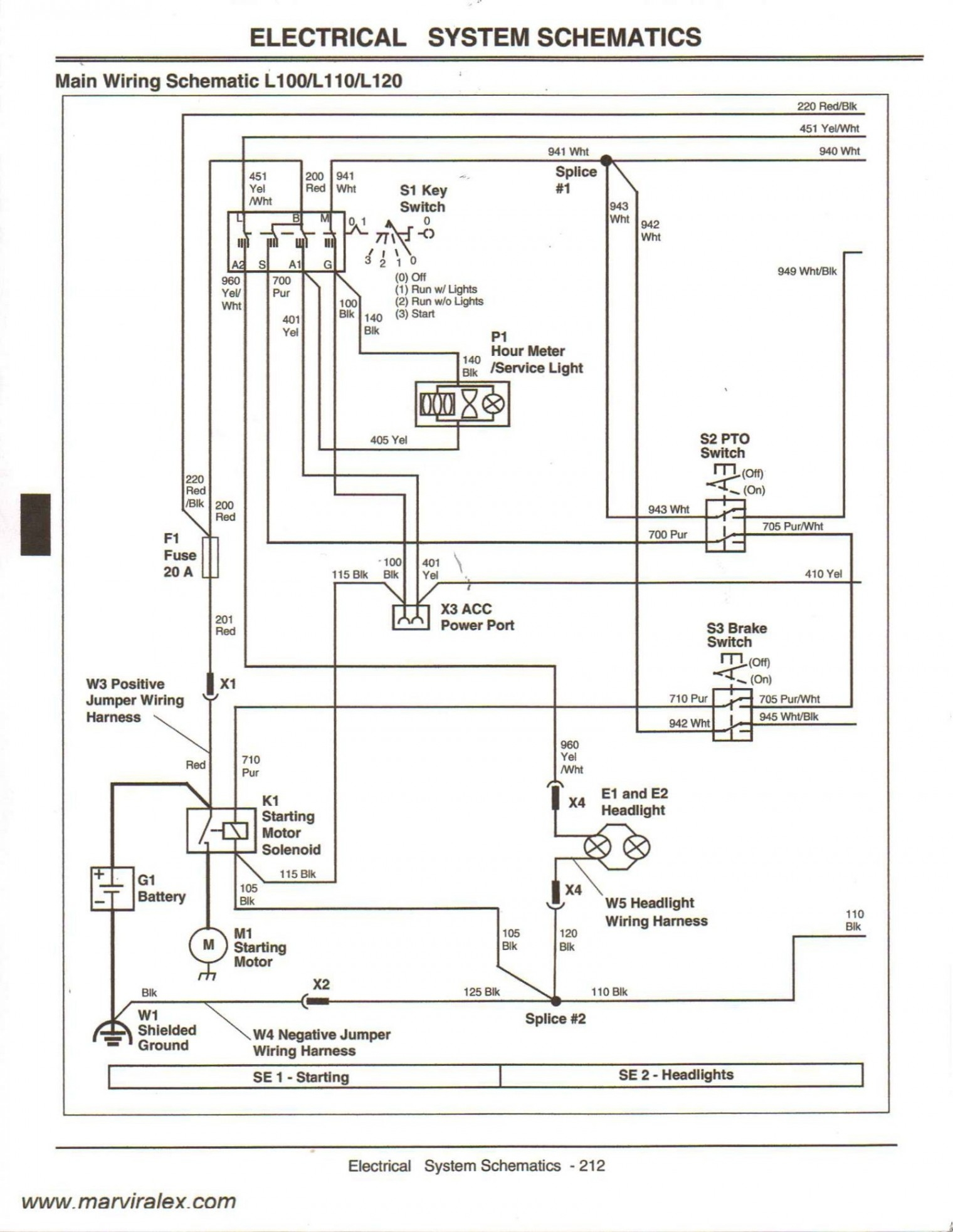 john deere l130 wiring diagram Collection-John Deere L130 Belt Diagram – John Deere L120 Clutch Wiring Diagram 318 John Deere Wiring 8-k