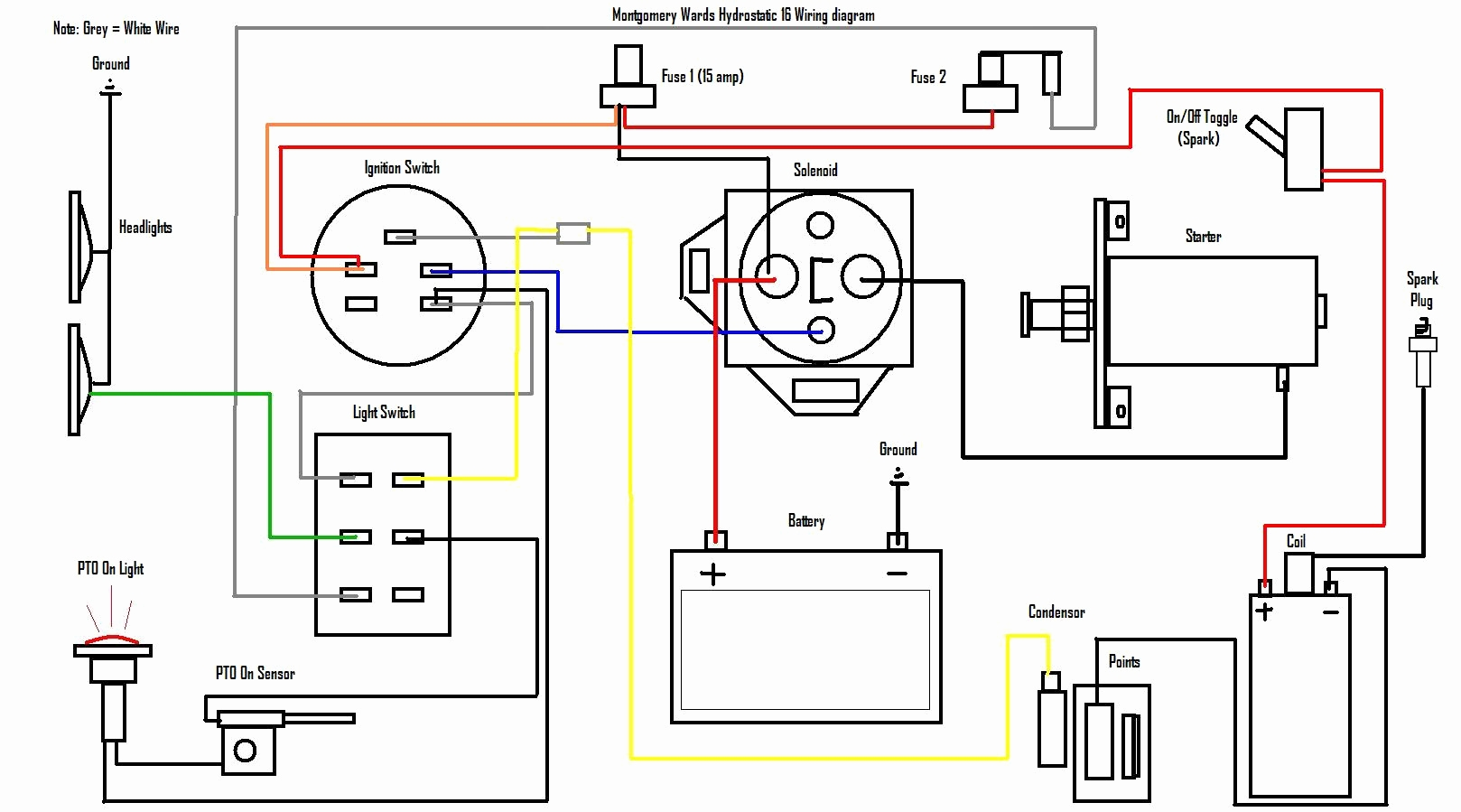 john deere lawn mower wiring diagram | free wiring diagram 3520 john deere ignition switch wiring diagram