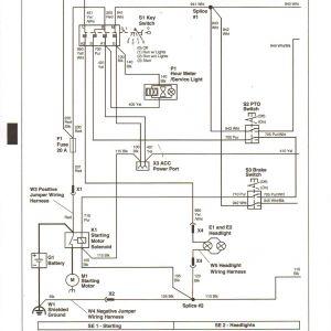 John Deere Lt155 Wiring Schematic - Wiring Diagram for John Deere Lt155 Best Pto Switch Wiring Diagram Fresh Charming Chelsea Pto Wiring 1k