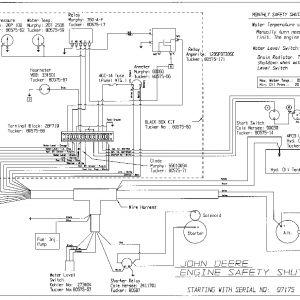 John Deere Wiring Diagram Download - John Deere Gator Wiring Diagram John Deere Gator 4—2 Wiring Diagram Best 20b