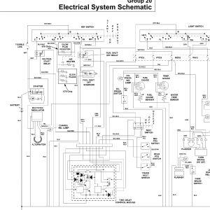 John Deere X320 Wiring Diagram - John Deere X320 Wiring Diagram Example Wiring Diagram for John Deere X300 & John Deere X300 Wiring Diagram 5m