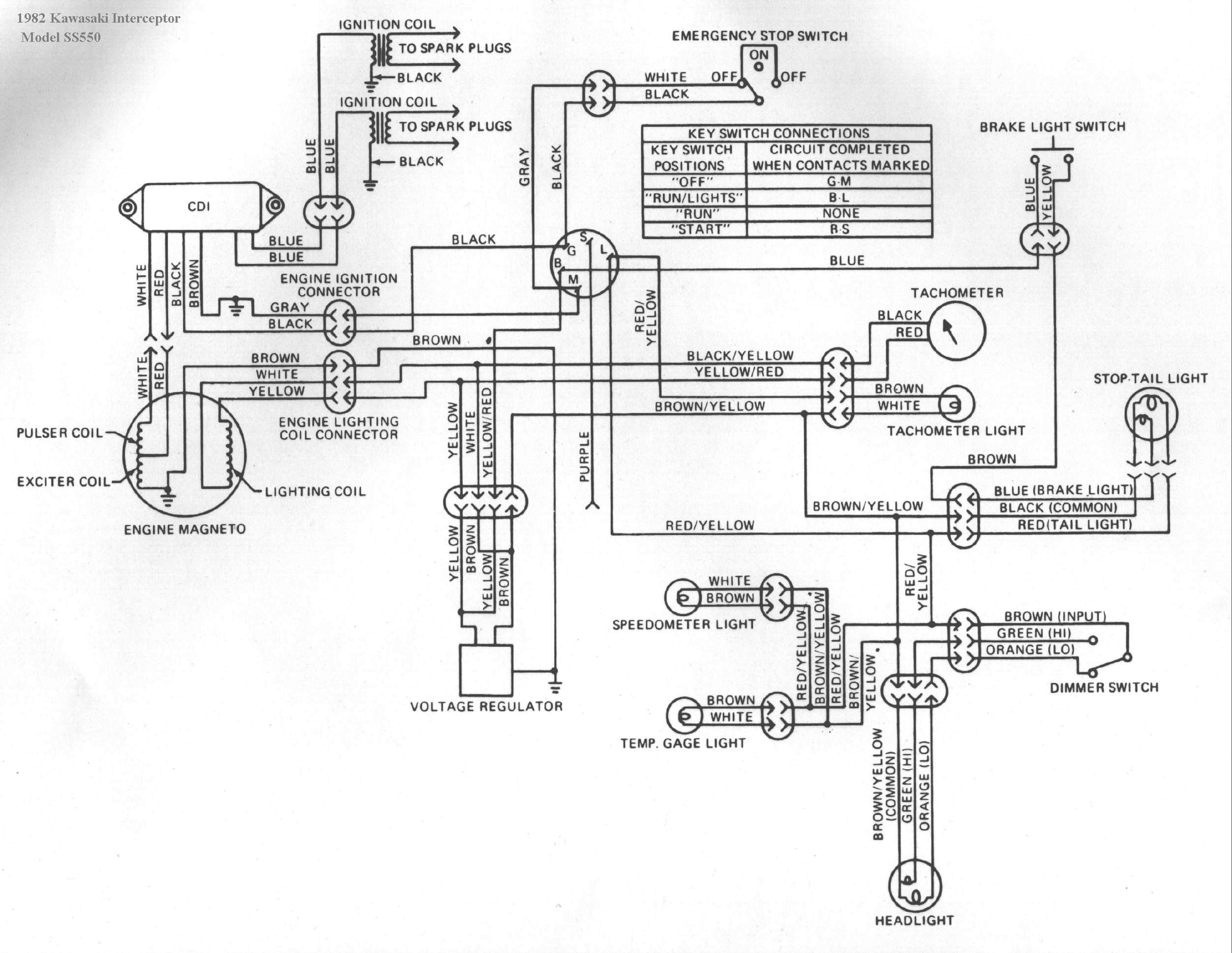 1996 Kawasaki Bayou 300 Part Diagram Wiring Schematic Manual Guide