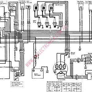 Kawasaki Bayou 220 Wiring Schematic - Wiring Diagram Motor Kawasaki Best 1997 Kawasaki Bayou 220 Wiring Diagram Best Mule 3010 and with 16p