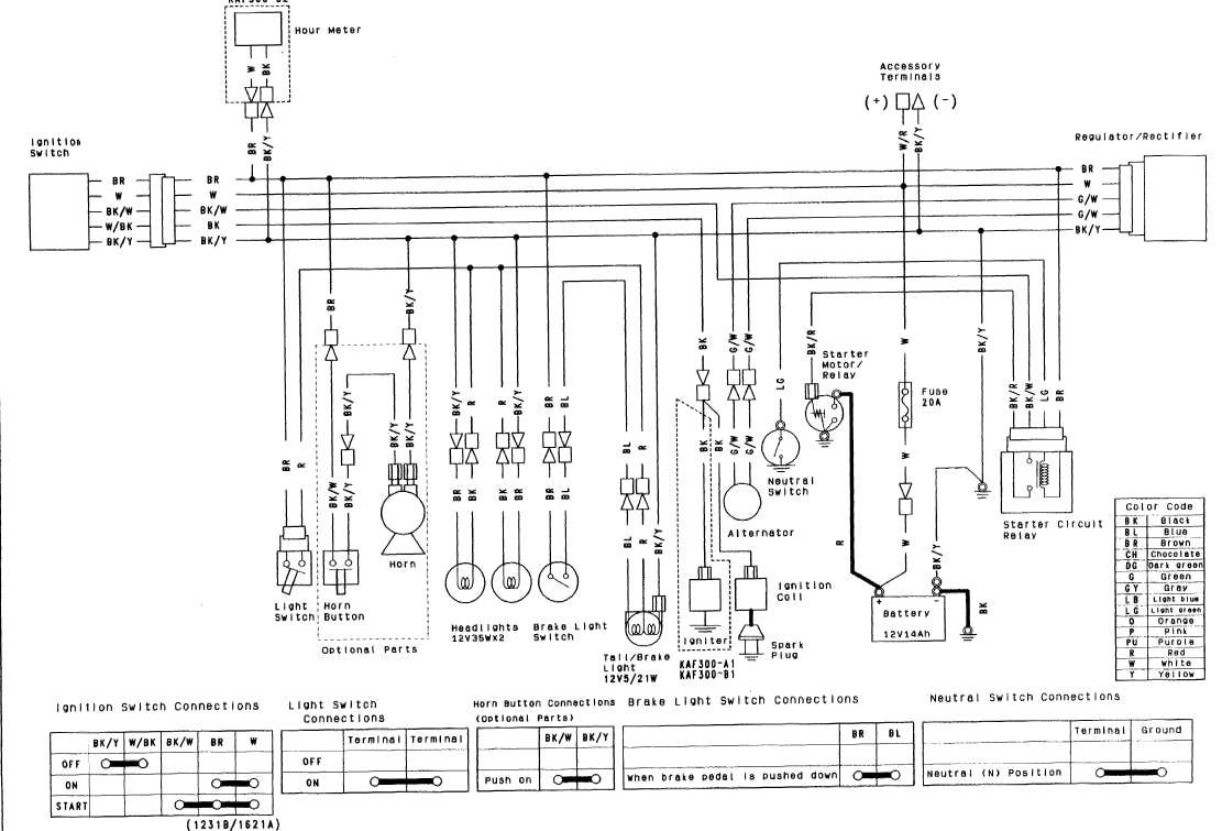 1975 Honda Goldwing Wiring Diagram On 97 Blazer Radio Wiring Diagram