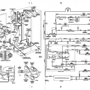 Kenmore Dryer thermostat Wiring Diagram - Kenmore Dryer Model 110 Parts Diagram Inspirational Kenmore Gas 25 Latest Wiring Diagram for A 13a