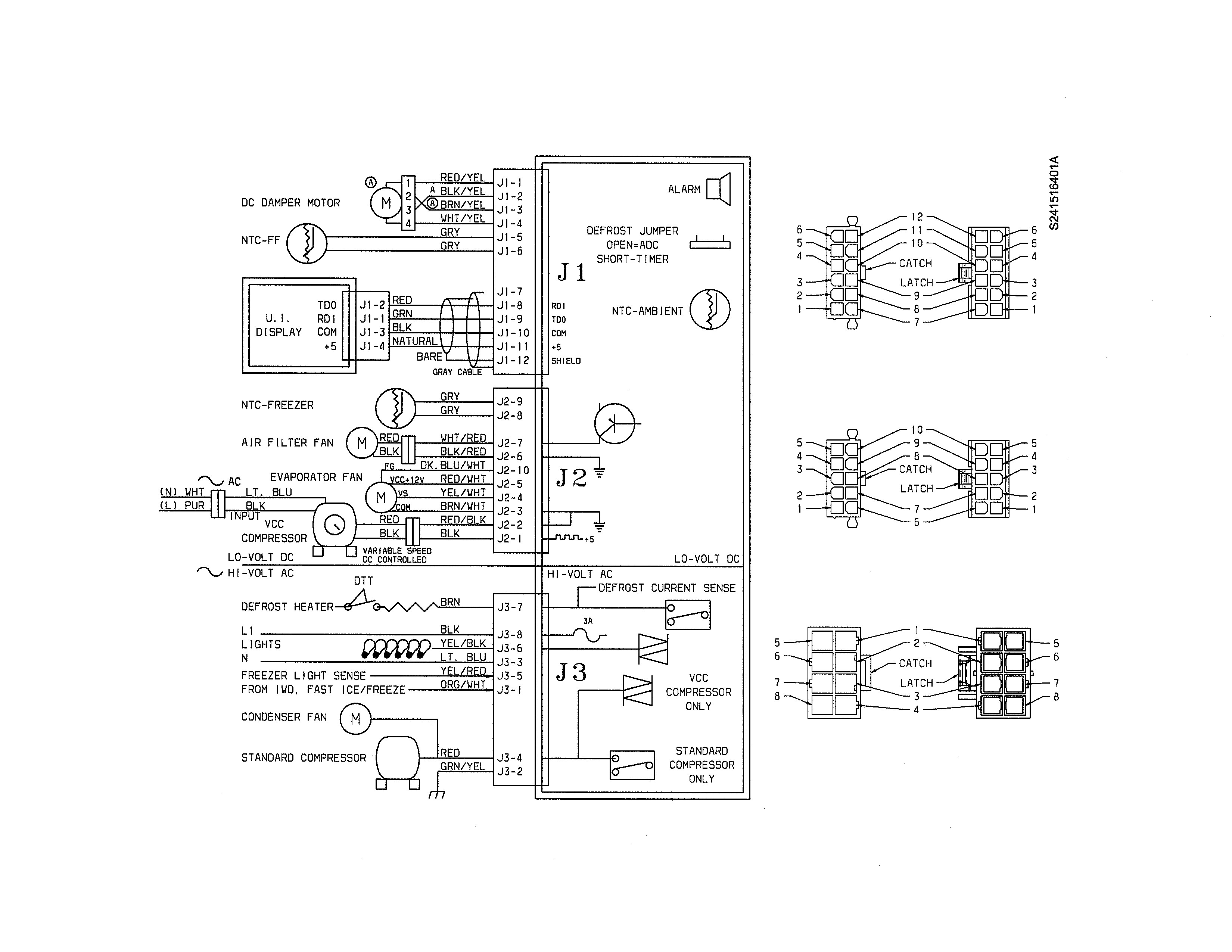 kenmore elite wiring diagram Collection-Refrigeration Wiring Diagram Symbols Refrence Kenmore Elite Refrigerator Wiring Diagram Roc Grp 19-t