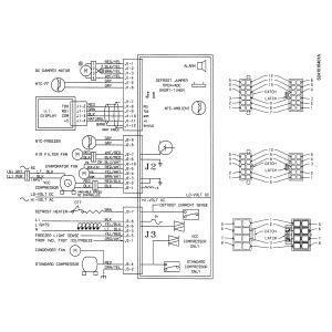 Kenmore Refrigerator Wiring Diagram - Refrigeration Wiring Diagram Symbols Refrence Kenmore Elite Refrigerator Wiring Diagram Roc Grp 7k
