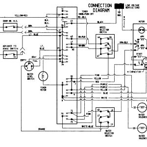 Kenmore Washer Wiring Diagram - M 1f