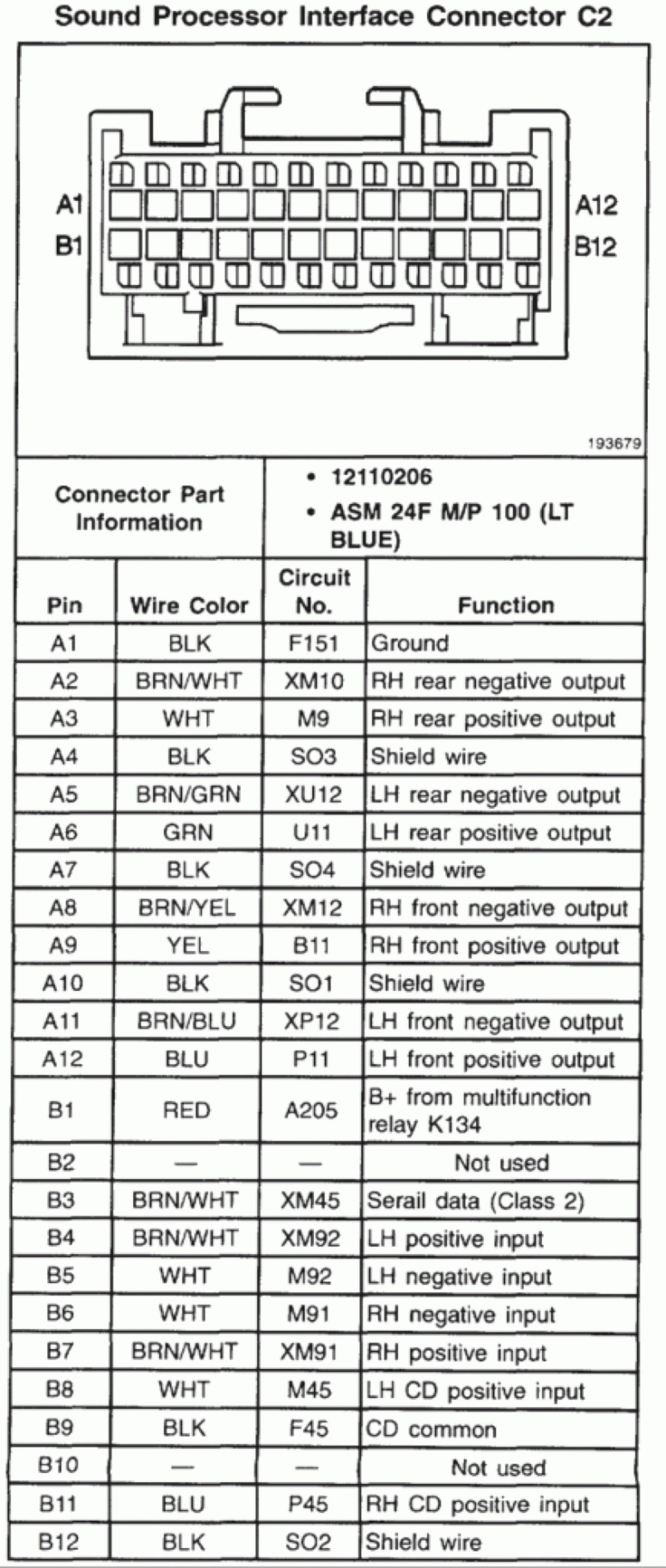Kenwood Kdc Mp142 Wiring Diagram