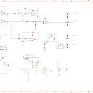 Kitchen Electrical Wiring Diagram - Kitchen Electrical Wiring Diagram Aktive Crossoverfrequenzweiche Mit Max4478 360customs Crossover Schematic Rev 0d Wiring Lighting 8b