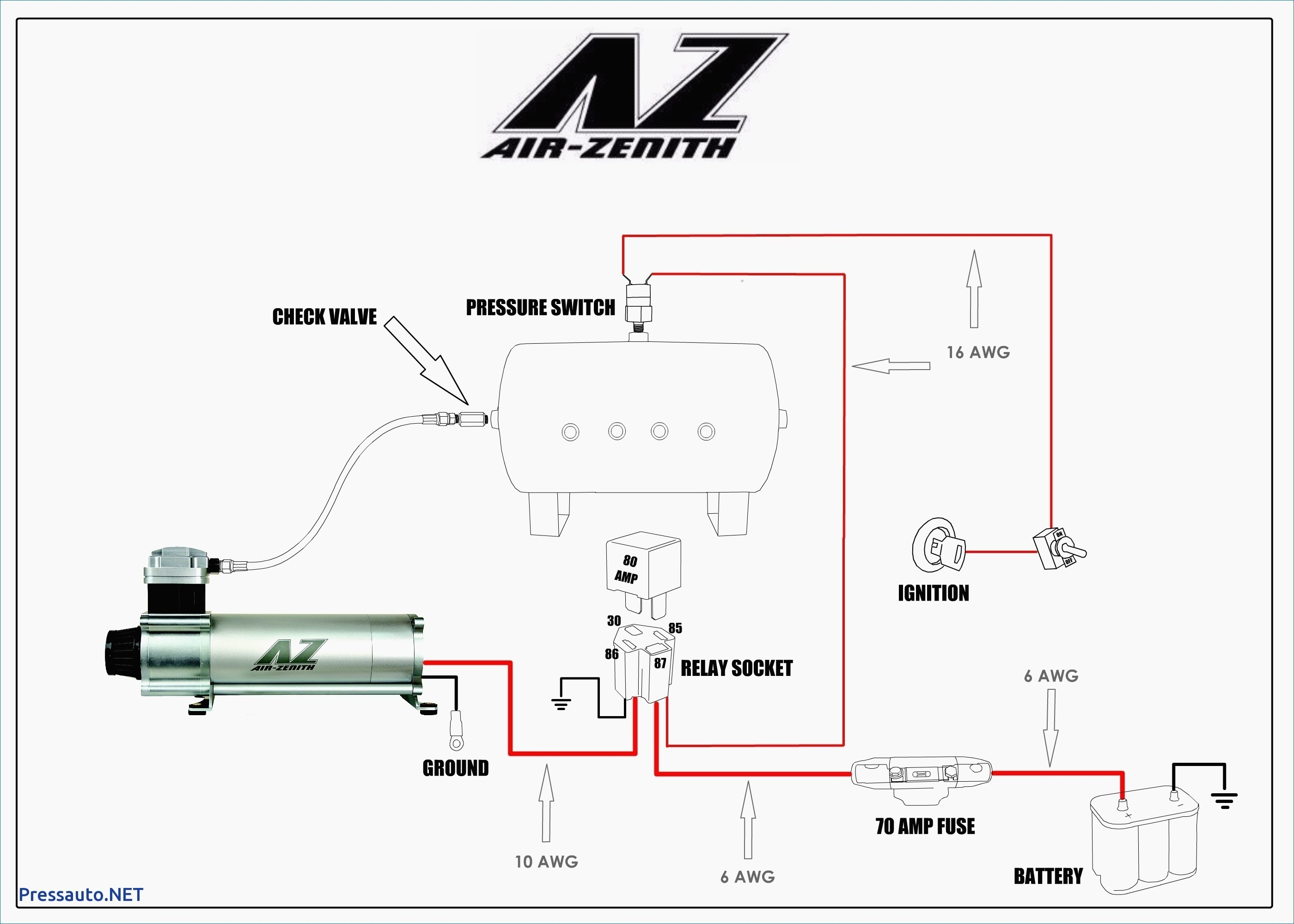 Kleinn Air Horn Wiring Diagram Free Wiring Diagram