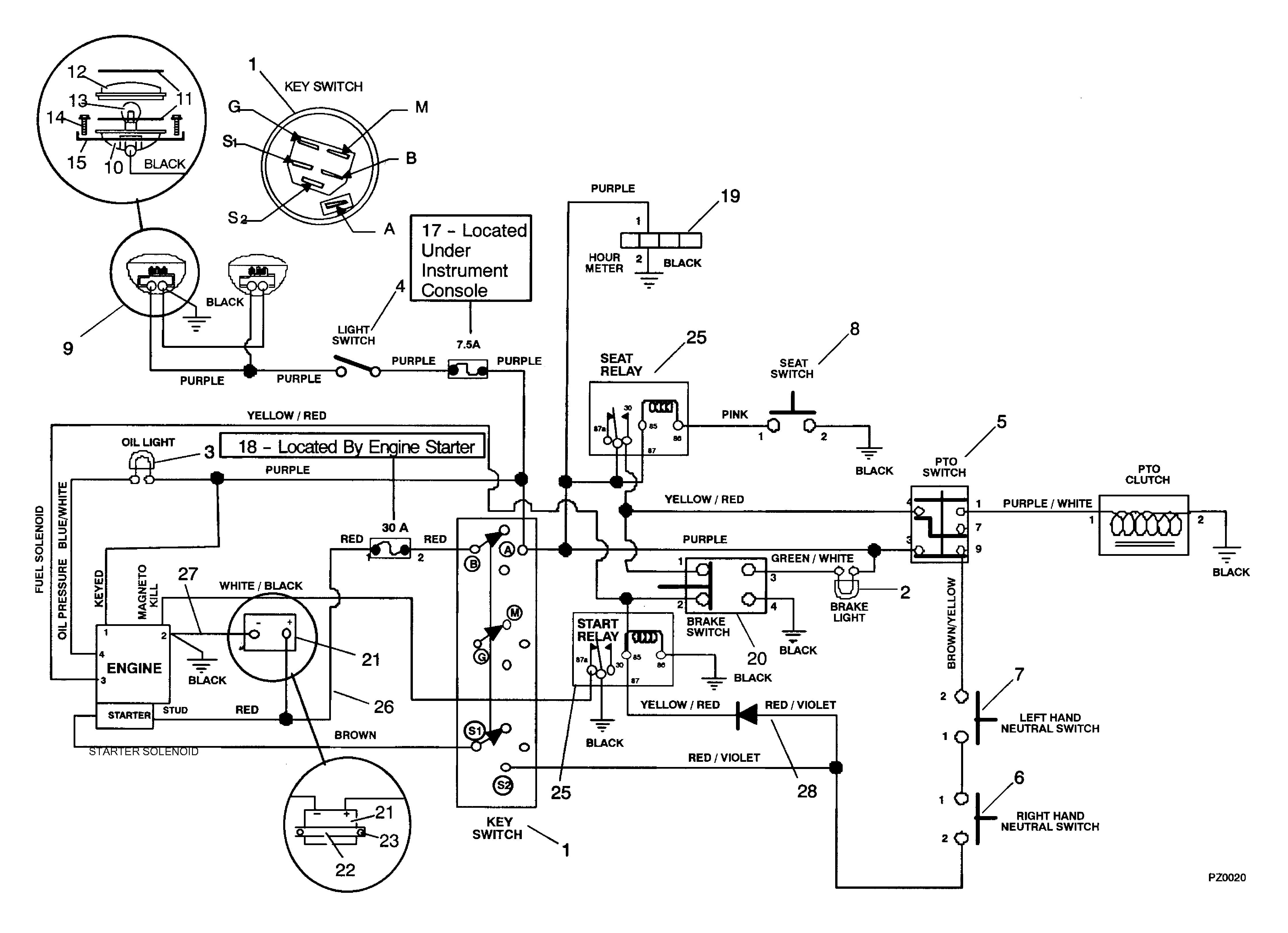 Diagram Kohler Cv16s Wiring Diagram