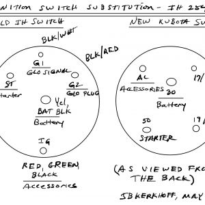 Kubota Ignition Switch Wiring Diagram - Kubota Ignition Switch Wiring Diagram Best 69 Awesome Wire Diagram for Installing A solenoid Bobcat Mower 10h