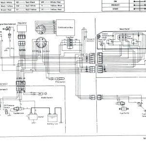 Kubota Wiring Diagram Pdf - Kubota Ignition Switch Wiring Diagram New Kubota Generator Wiring Diagram Inspirationa Kubota Wiring Diagram 6a