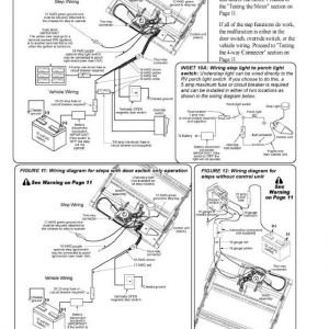 Kwikee Electric Step Wiring Diagram - Kwikee Steps Wiring Diagram Circuit Connection Diagram U2022 Rh Scooplocal Co Kwikee Electric Step Model 8l