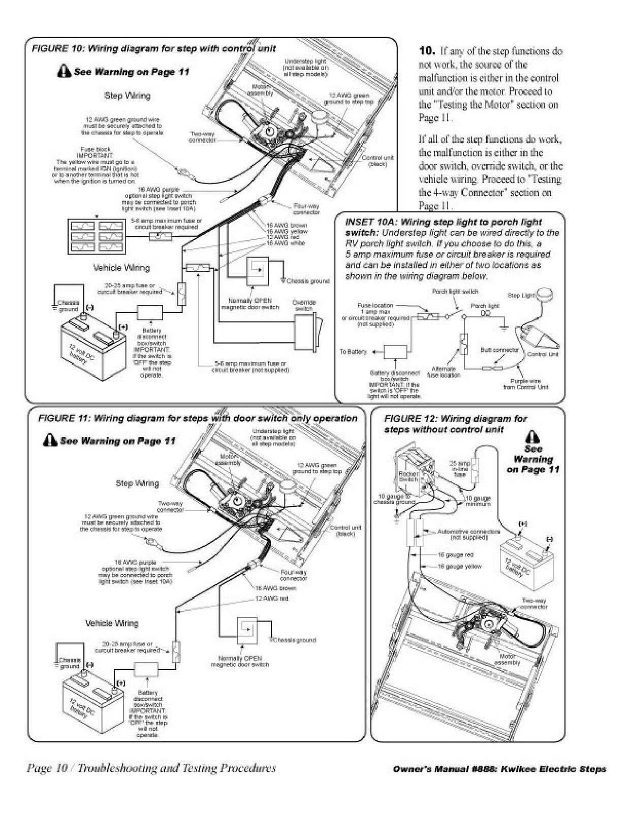 kwikee electric step wiring diagram Download-kwikee steps wiring diagram circuit connection diagram u2022 rh scooplocal co Kwikee Electric Step Model 1-o