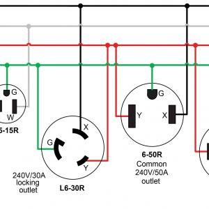 L14 30 Plug Wiring Diagram - L14 30 Wiring Diagram Awesome Nema L5 5k