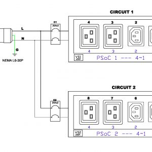 L6 30r Wiring Diagram - Nema L5 30 Wiring Diagram Nema L5 30 Wiring Diagram 6p