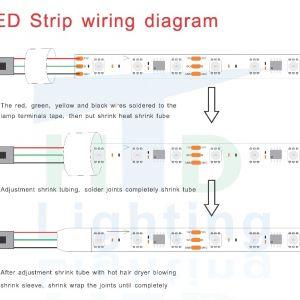 Led Channel Letter Wiring Diagram - Led Channel Letter Wiring Diagram 1 12i