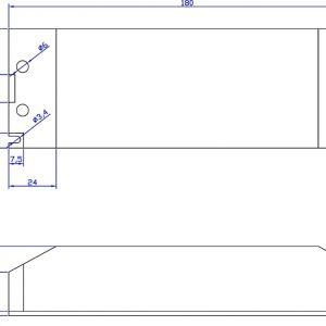 Led Driver Wiring Diagram - Constant Current Led Driver Circuit Diagram Unique 110v 220v 12v 0 10v Dimming Constant Voltage Led 16d