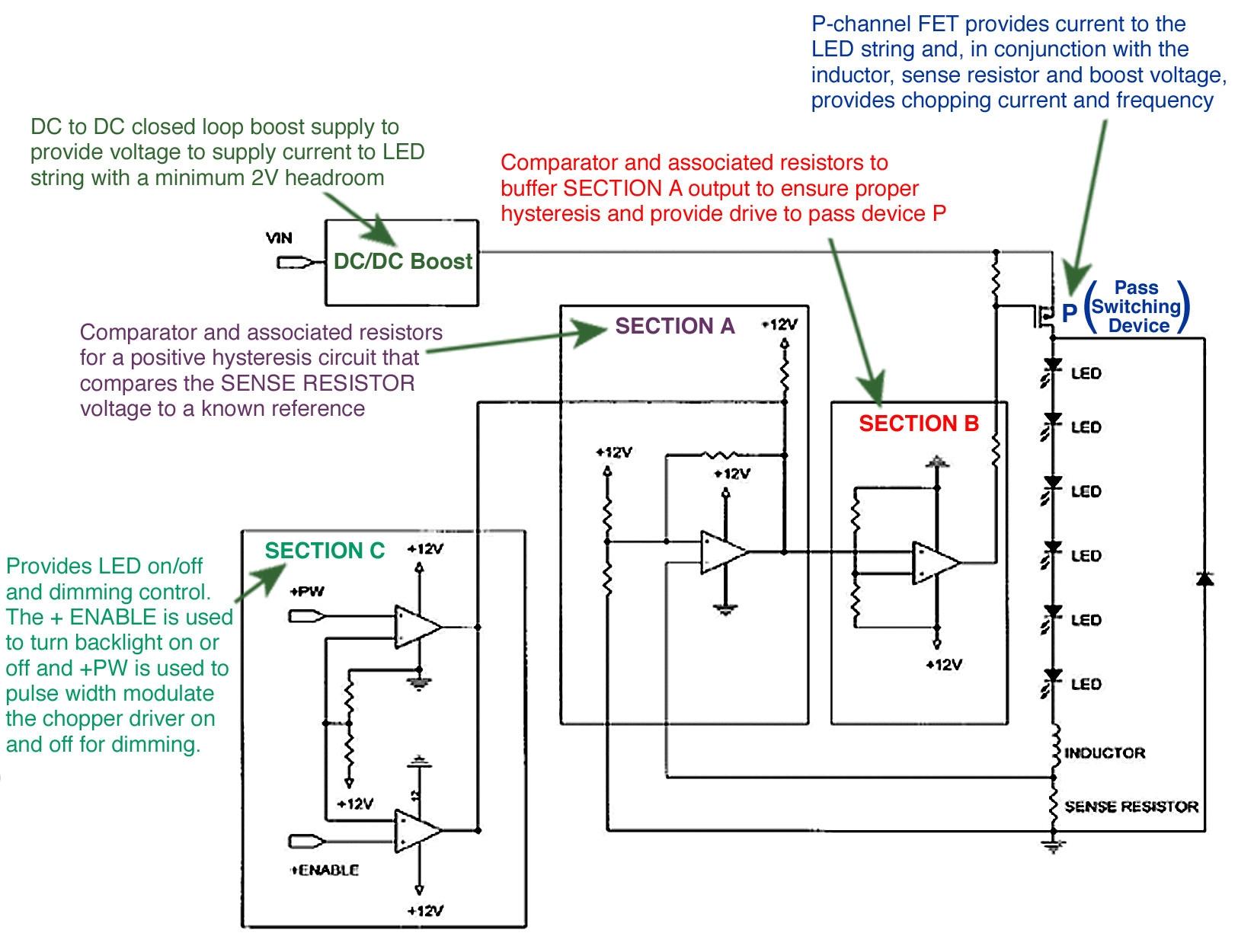 led driver wiring diagram - wiring diagram led driver 2018 constant current led  driver circuit diagram