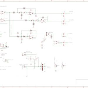 Led Light Wiring Diagram - Led Light Wiring Diagram Aktive Crossoverfrequenzweiche Mit Max4478 360customs Crossover Schematic Rev 0d Wiring Lighting 10k