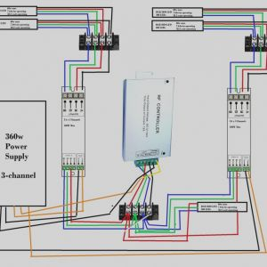 Led Strip Light Wiring Diagram - Gallery Led Strip Light Wiring Diagram Fitfathers Me Throughout Led Strip Light Wiring Diagram Sample 12m