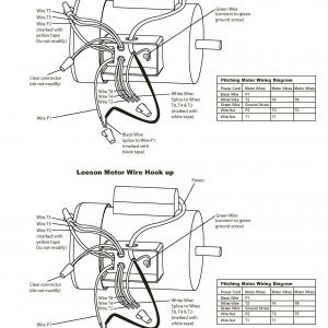 Leeson Motor Wiring Diagram - Leeson Motor Wiring Schematic Collection Abc Leeson Motor Wire Hook Up 1701—2201 11 Download Wiring Diagram Detail Name Leeson Motor 6p