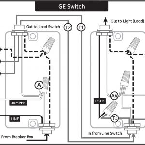 Leviton 3 Way Switch Wiring Schematic - Leviton 3 Way Dimmer Switch Wiring Diagram Inspirational Magnificent 3 Way Switch Light In Middle Electrical 4e