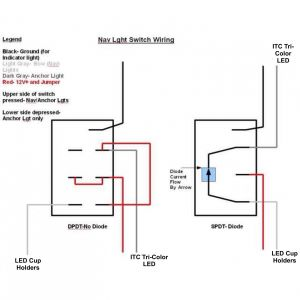 Leviton Double Pole Switch Wiring Diagram - Double Pole Throw Switch Wiring Diagram My Diagram within 16k